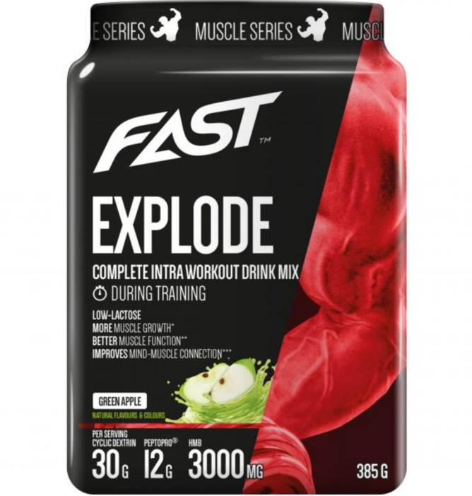 Fast Explode Intra