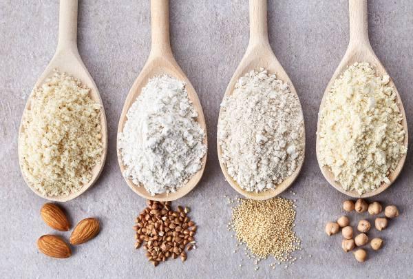 Gluteeniton dieetti ruokavalio