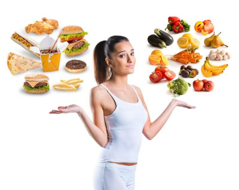 Ruokavalio laihduttajille