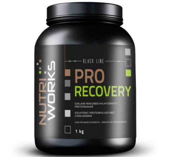 NutriWorks Pro Recovery