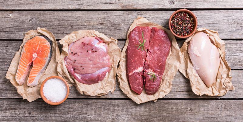 Raakaruokadieeti-ruoka-aineet