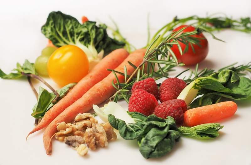 terveellinen ruoka voi olla herkullista
