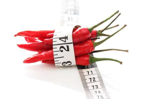 Chili auttaa laihdutuksessa