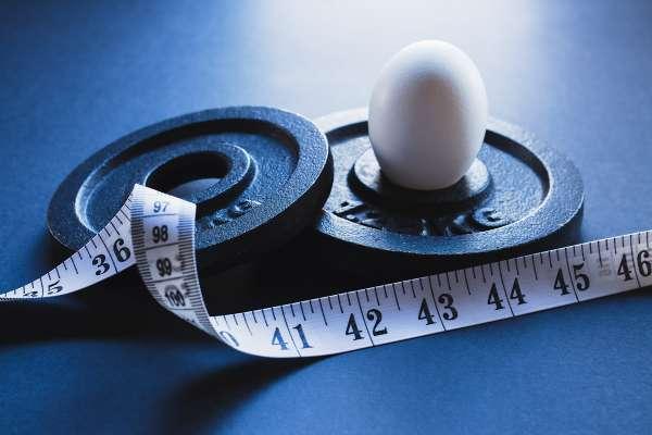 Kananmuna fitness treeni hyödyt