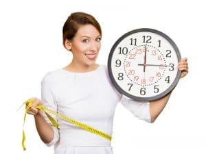 Kuinka pudottaa painoa nopeasti