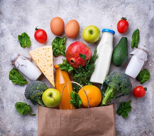 Prosessoimaton ruoka laihduksessa