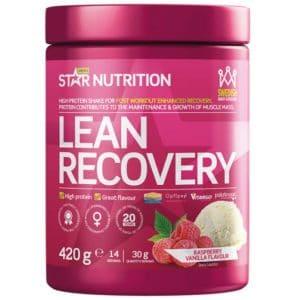 Star Nutrition Lean Recovery palautusjuoma arvostelu