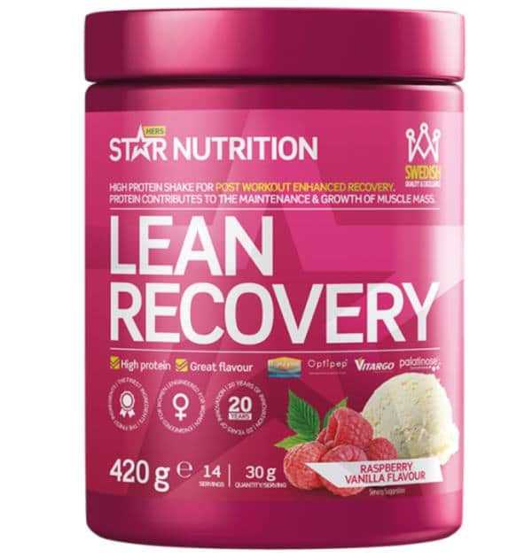 Star Nutrition Lean Recovery