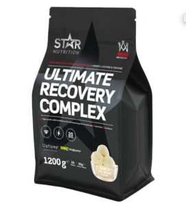 Star Nutrition Ultimate Recovery Arvostelu
