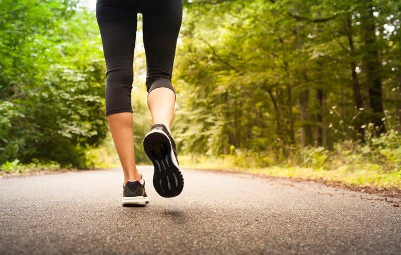 kävely ja laihdutus