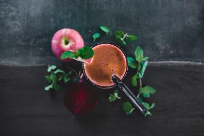 omenaviinietikka laihduttamisen tukena